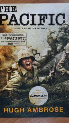 The Pacific-A HBO Movie.  The Book!