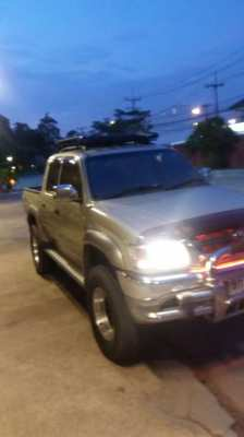 Toyota Tiger Sports Cruiser,  Automatic.