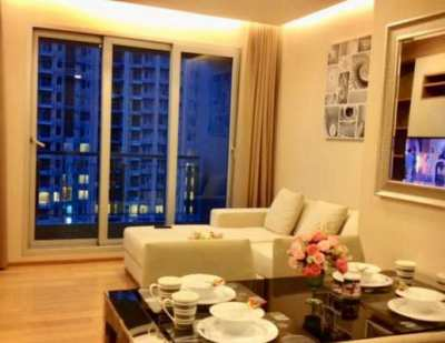 FOR RENT THE ADDRESS ASOKE / 2 beds 2 baths / 65 Sqm.**40,000**
