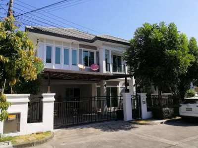 FOR RENT BANGKOK BOULEVARD RATCHAPRUK RAMA 5 /3 beds **40,000**