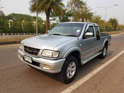 ขายรถยนต์ ISUZU Dragon Eye Cap 4x4 ปี 2000