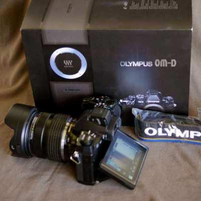 Olympus OMD - EM1 with Olympus 12-40mm f2.8 PRO Lens