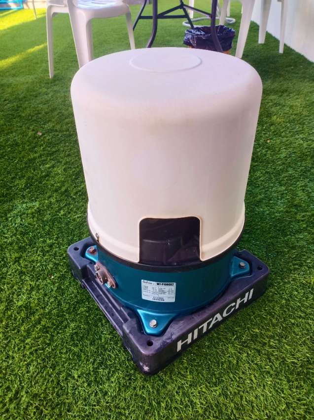 Water Pump. Hitachi WT-P100GX2. For Sale