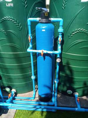 Carbon Water Filter. For Sale. New