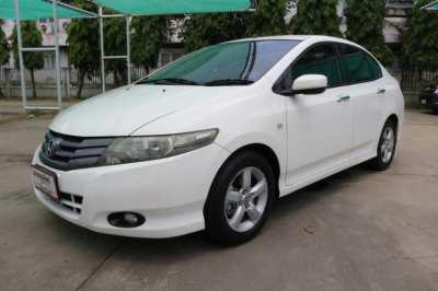 ขายรถยนต์ Honda city V ปี 2010 จุดเด่น มาตรฐาน Toyota sure