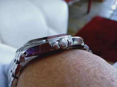 Tudor Monarch Vintage watch