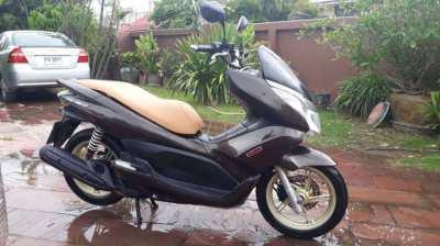 Honda PCXi 150 For Rent