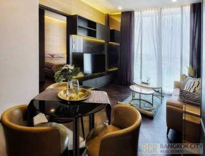 The Monument Sanampao Ultra Luxury Condo High Floor 1 Bedroom Unit