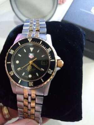 Tag Heuer Mens 1500 Series Watch 40mm
