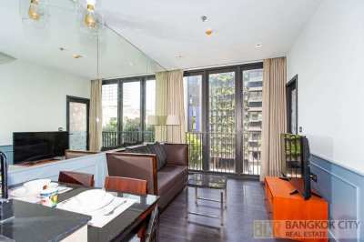 The Line Asoke Ratchada Luxury Condo Furnished 1 Bedroom Unit for Rent