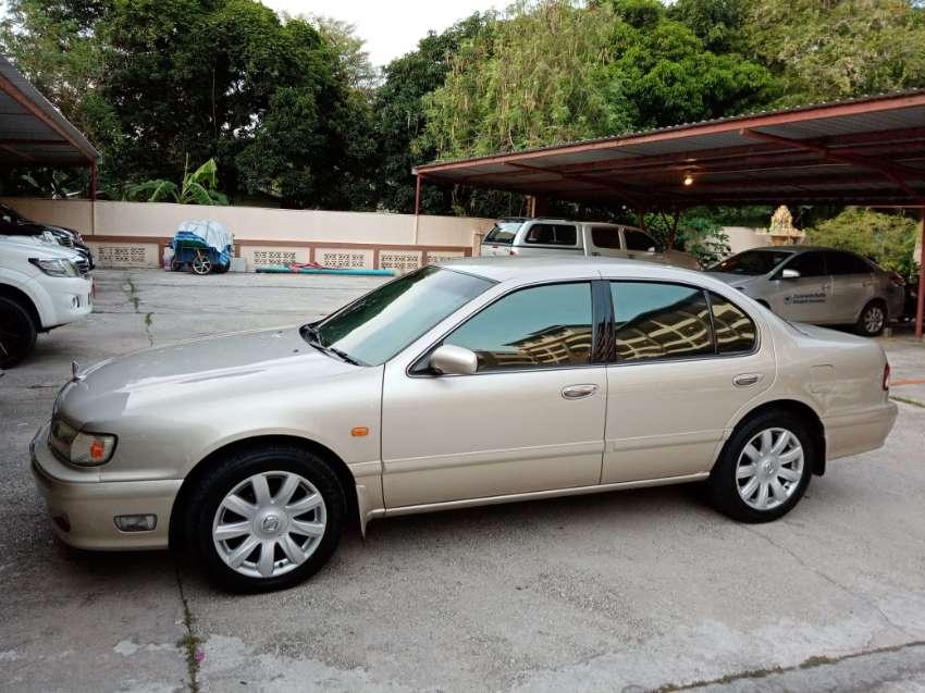 Lovers vehicle Nissan Cefiro A32