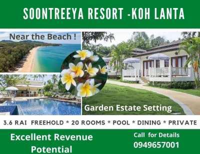 Fabulous Island Tropical Resort