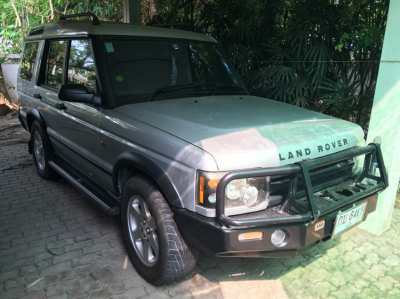 Disco 2 V8 for sale