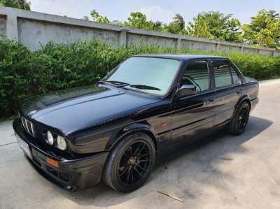ขายรถยนต์ BMW 318i ปี 1986 เกียร์ออโต้ พร้อมใช้งาน