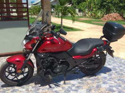 Honda CTX 700 dct