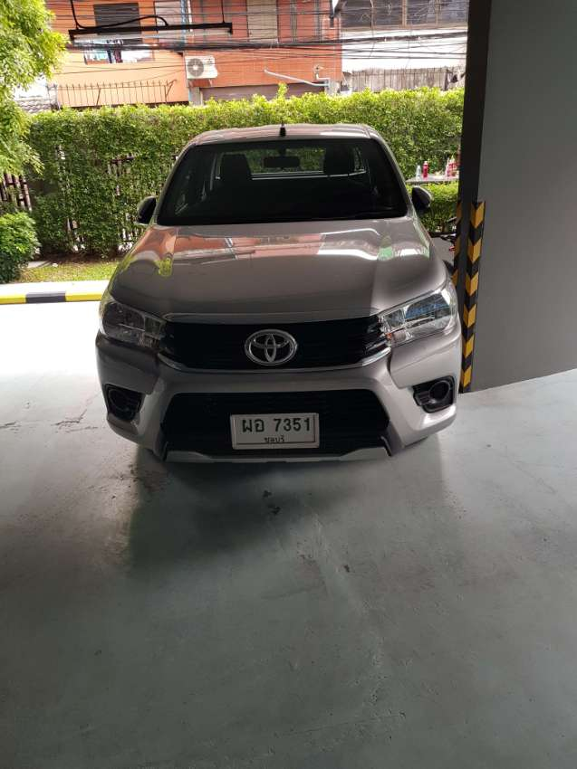 Toyota Hilux Vevo