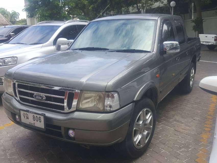 Ford ranger 2004 auto diesel