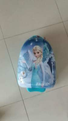 NEW YEAR SALE! Disney Frozen Hardside Luggage Kids' Carry On
