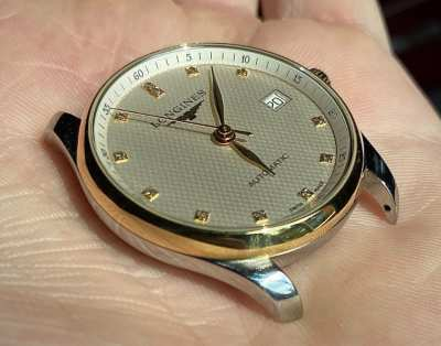 Longines master collection 36mm