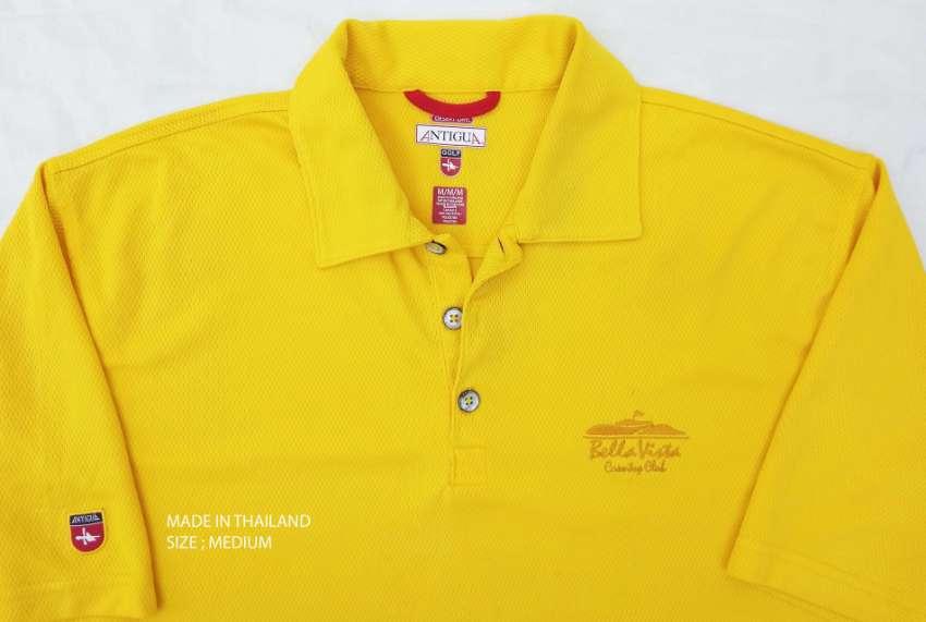 Men's Antigua golf shirt