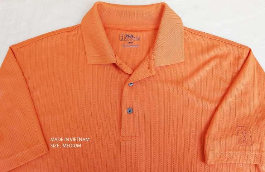 Men's PGA Tour  golf shirt.