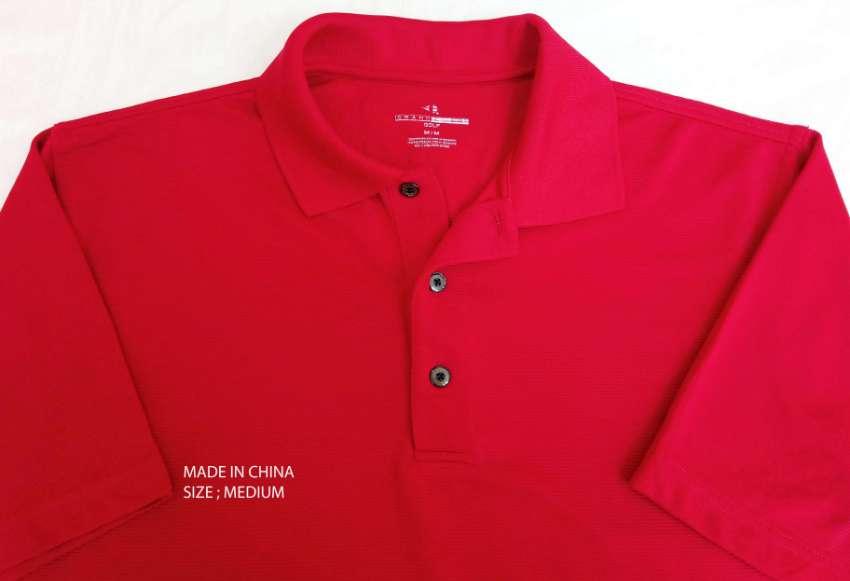Men's Grandslam golf shirt.