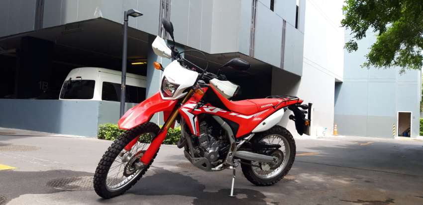 Honda CRF 250L - 2017 (For Sale)