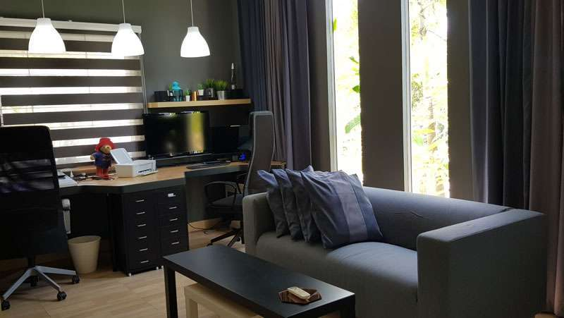Baan Chang - Designer Estate, 6 bedrooms, pool and 2.400 m2 land