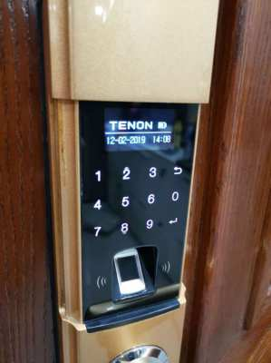 SCORPION  SECURITY DOORS and DIGITAL FINGERPRINT LOCK