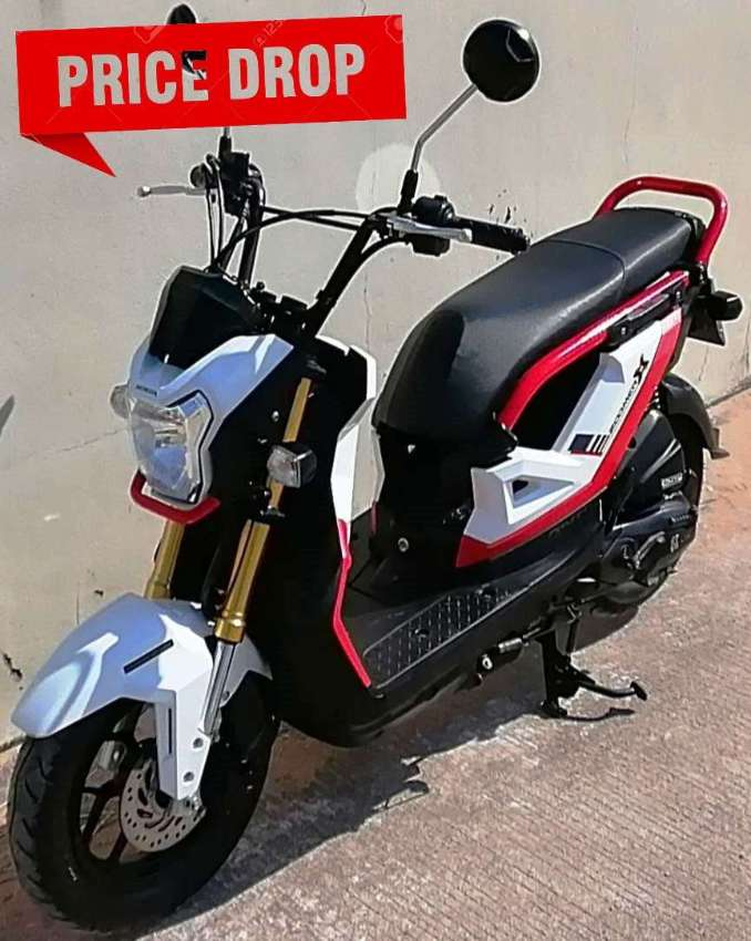 07/2018 Honda Zoomer X - - 34.900 ฿ Finance by shop