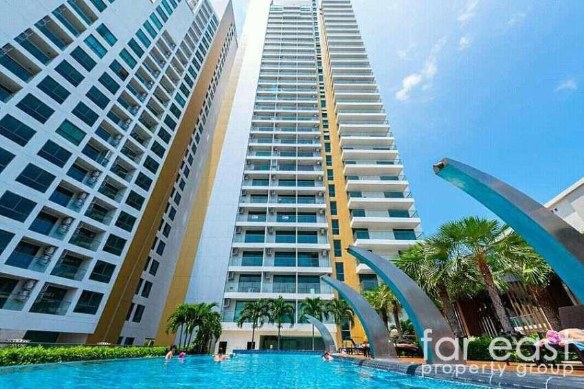 The Peak Towers Pratumnak Hill - Sale Or Rent - Finance Available