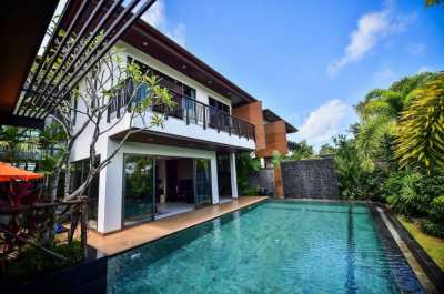 4 Bedroom Pool Villa available for Holiday & Long term rent.