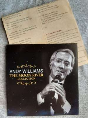 Andy Williams - The Moon River Collection (2×CDs)