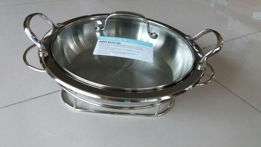 New Cuisinart Stainless 11