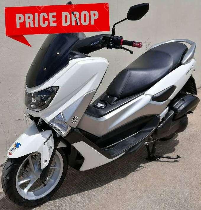 10/2018 Yamaha N Max 155 59.900 ฿ Finance by shop