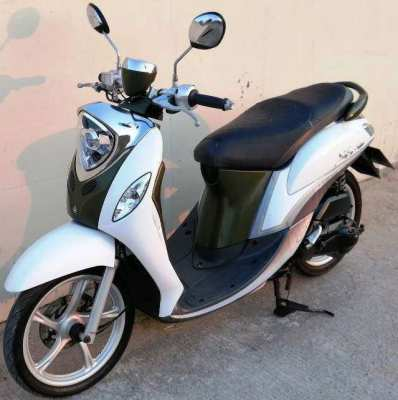 12/2017 Yamaha Fino 29.900 ฿ Finance by shop