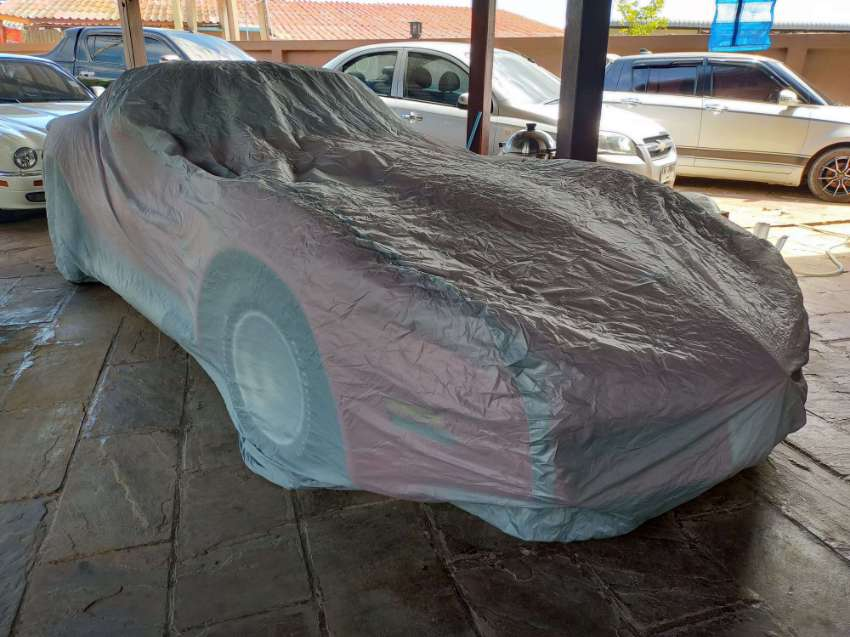 Car Cover, New