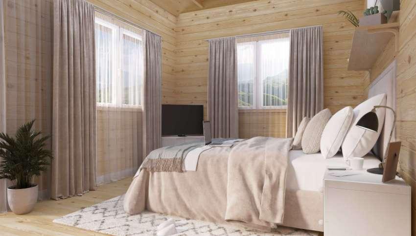 We make wooden log houses,log cabin, resort style,room for hotel...