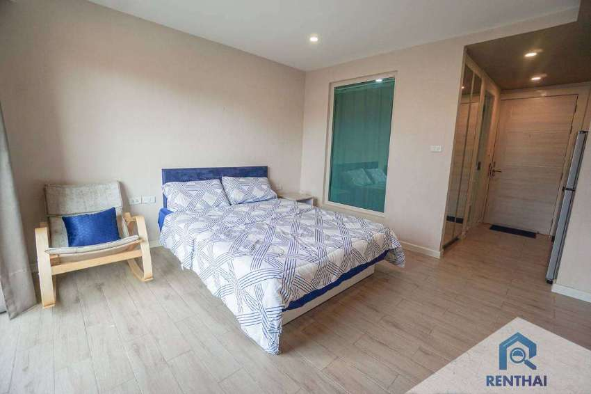 Condo for Sale - studio 27 sq.m. in Seven Seas Condo Resort Jomtien