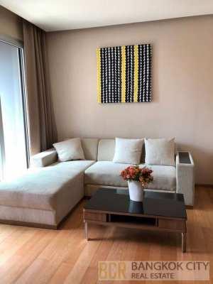 The Address Asoke Luxury Condo High Floor 2 Bedroom Unit for Rent