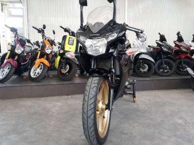 Honda CBR Cash/installment