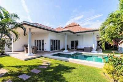 3 Bed Pool Villa 167 SQM, Mali Residences