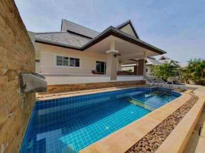 3 Bed 3 Bath Pool Villa 135 SQM, Emerald Green