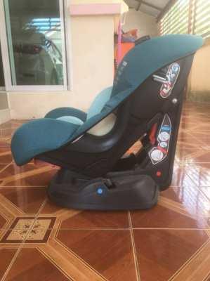 Baby car seat. Carrera Bonito brand. ECE-R44/04 Approved.