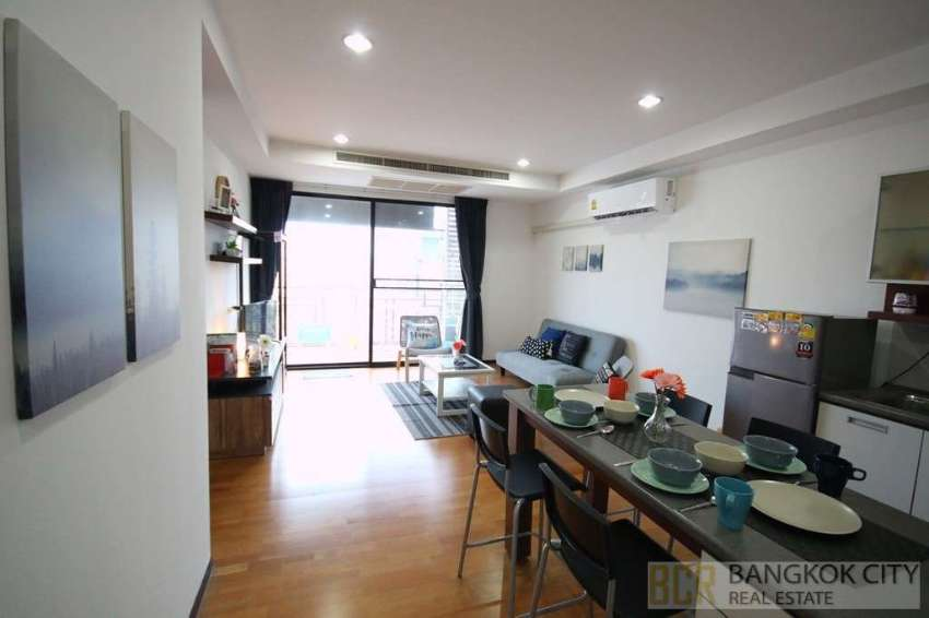 Amanta Ratchada Luxury Condo Hot Price 2 Bedroom Unit for Rent - Hot