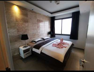 Duluxe 1 Bed for rent , city view ,15,000 per month, 700 per night.