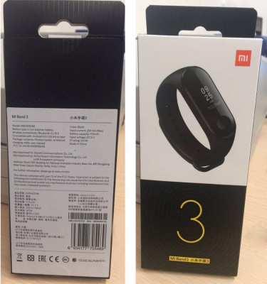 Xiaomi Mi Band3 (Global Version)