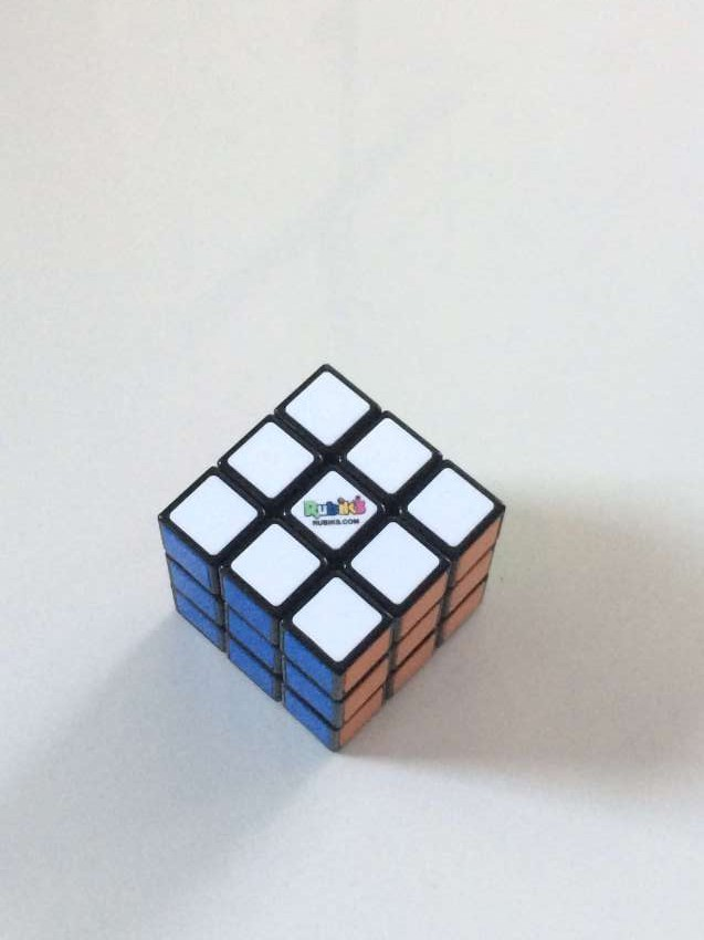 3x3 Rubik's Brand Cube Version 2.0