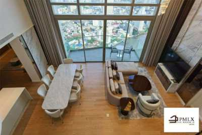 (Penthouse Duplex) Magnolias Waterfront Residences -  3 Bed For Rent
