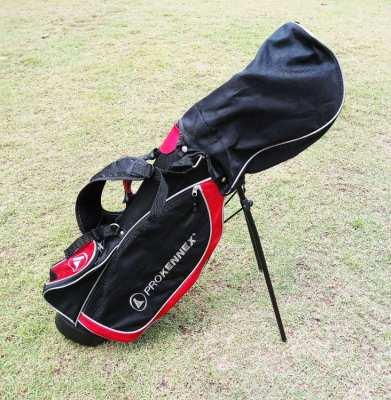 Set of Junior Champ prokennex golf clubs